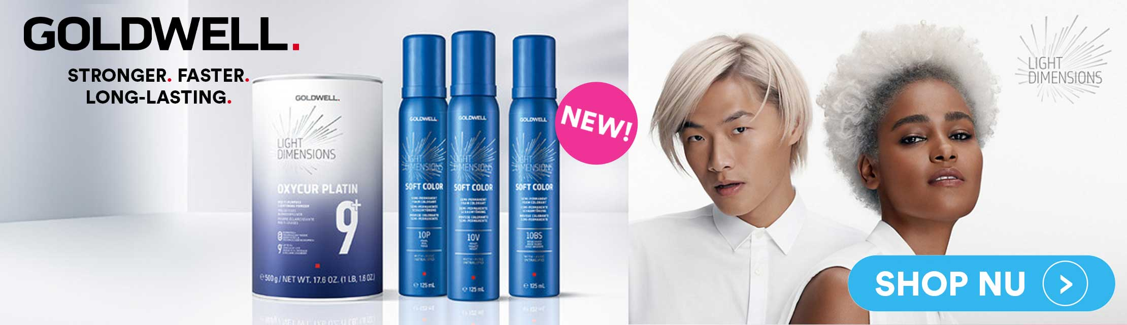 Goldwell Light Dimensions New