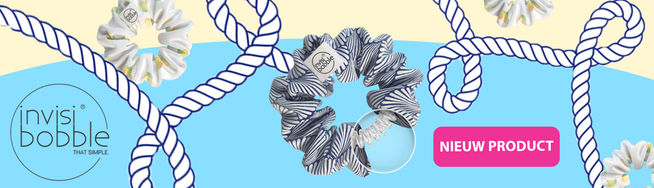 NEW INVISIBOBBLE SWIM WITH MI
