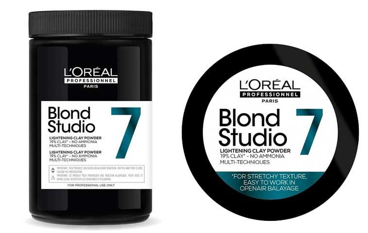 L'Oréal Blond Studio Clay 7 Powder