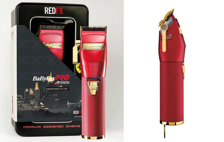 Tondeuse RedFX FX8700RE