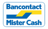 Betaling via Bancontact en Mister Cash